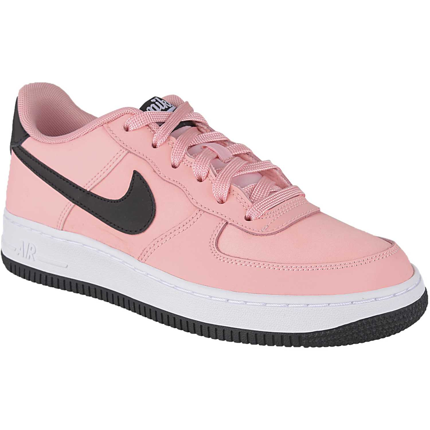 Zapatillas de Jovencita Nike Rosado negro air force 1 vday