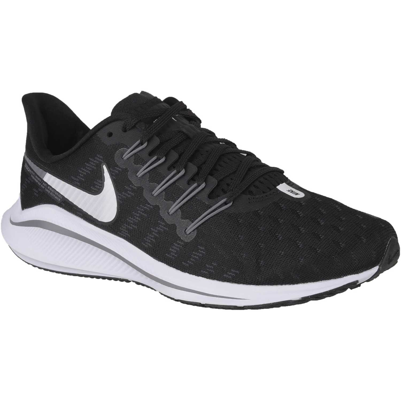 Nike wmns nike air zoom vomero 14 Negro / blanco Running en pista