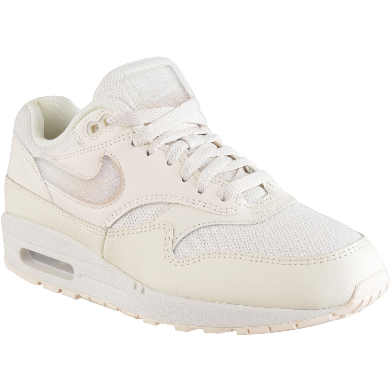 Nike w air max 1 jp Beige / blanco Walking