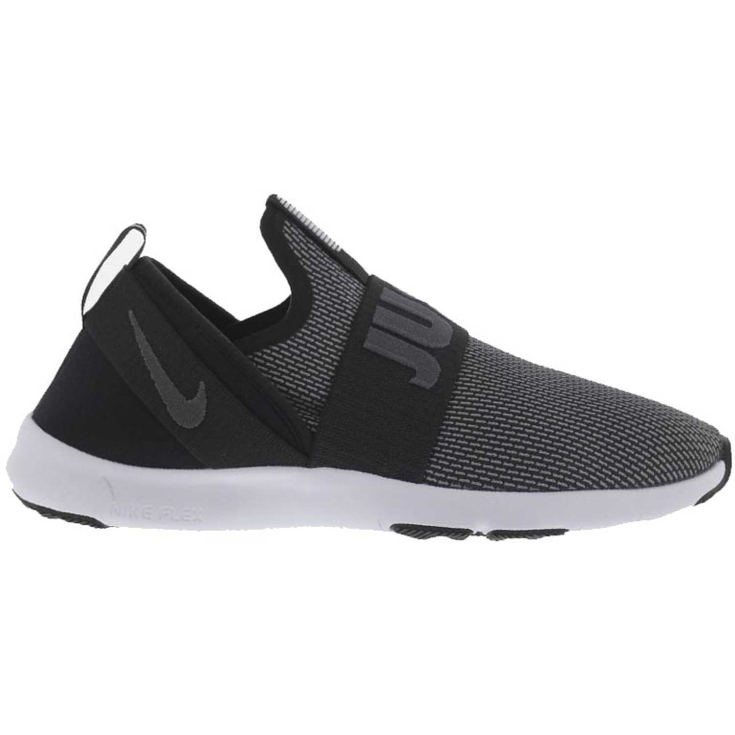 Nike W NIKE FLEX MOTION TRAINER NEGRO / GRIS Mujeres
