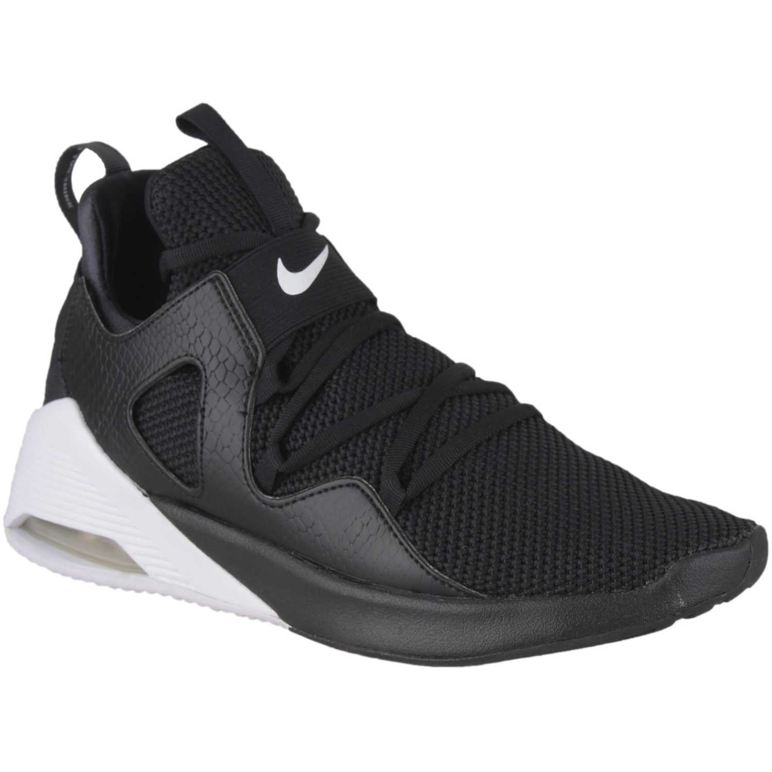 Nike wmns air alluxe Negro / blanco Mujeres