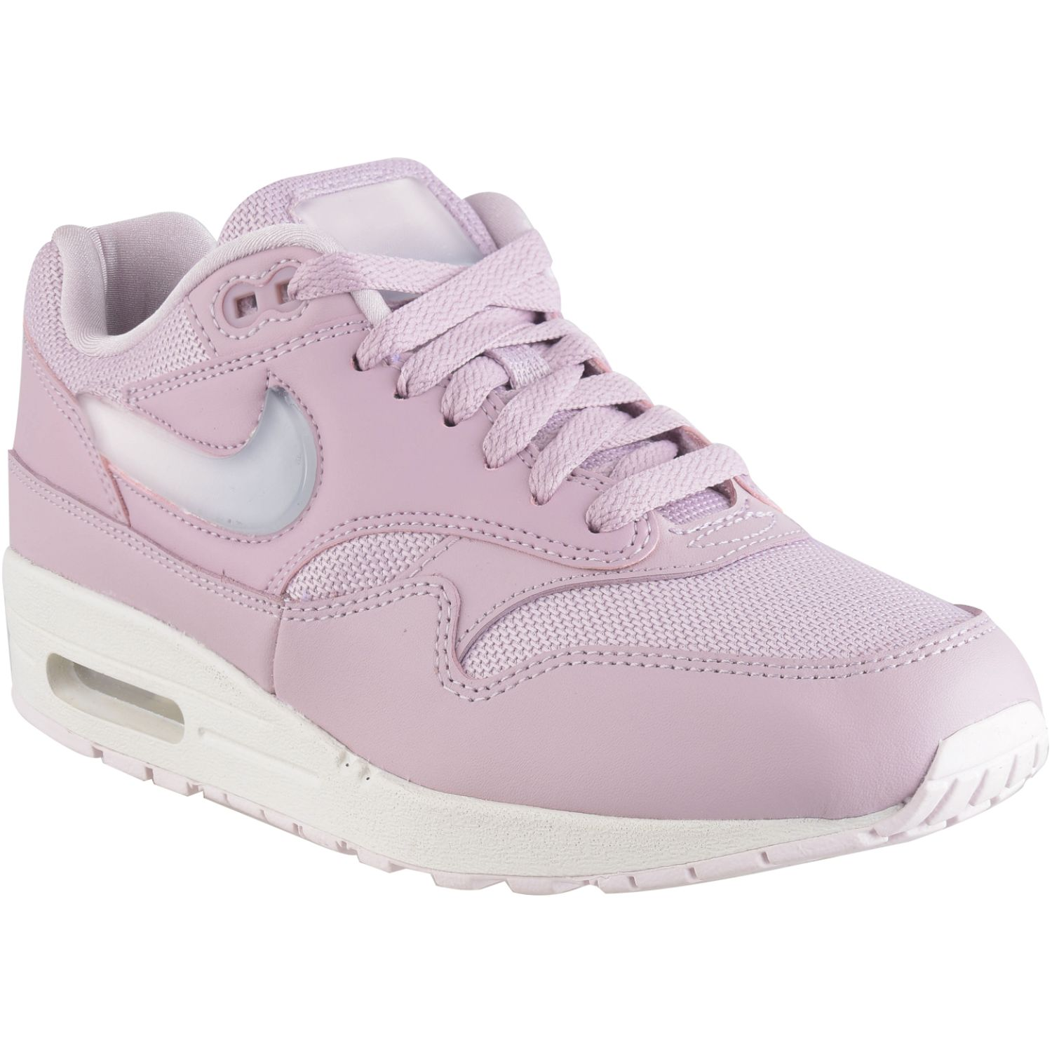 Nike w air max 1 jp Rosado / blanco Walking
