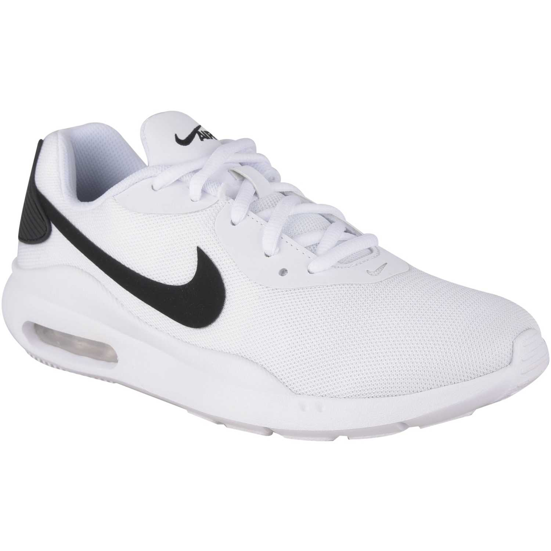Nike wmns nike air max raito Blanco / negro Walking ...