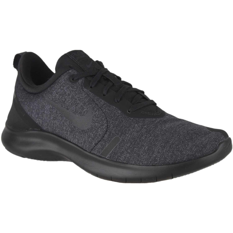 Zapatilla de Mujer Nike Negro / plomo wmns nike flex experience rn 8