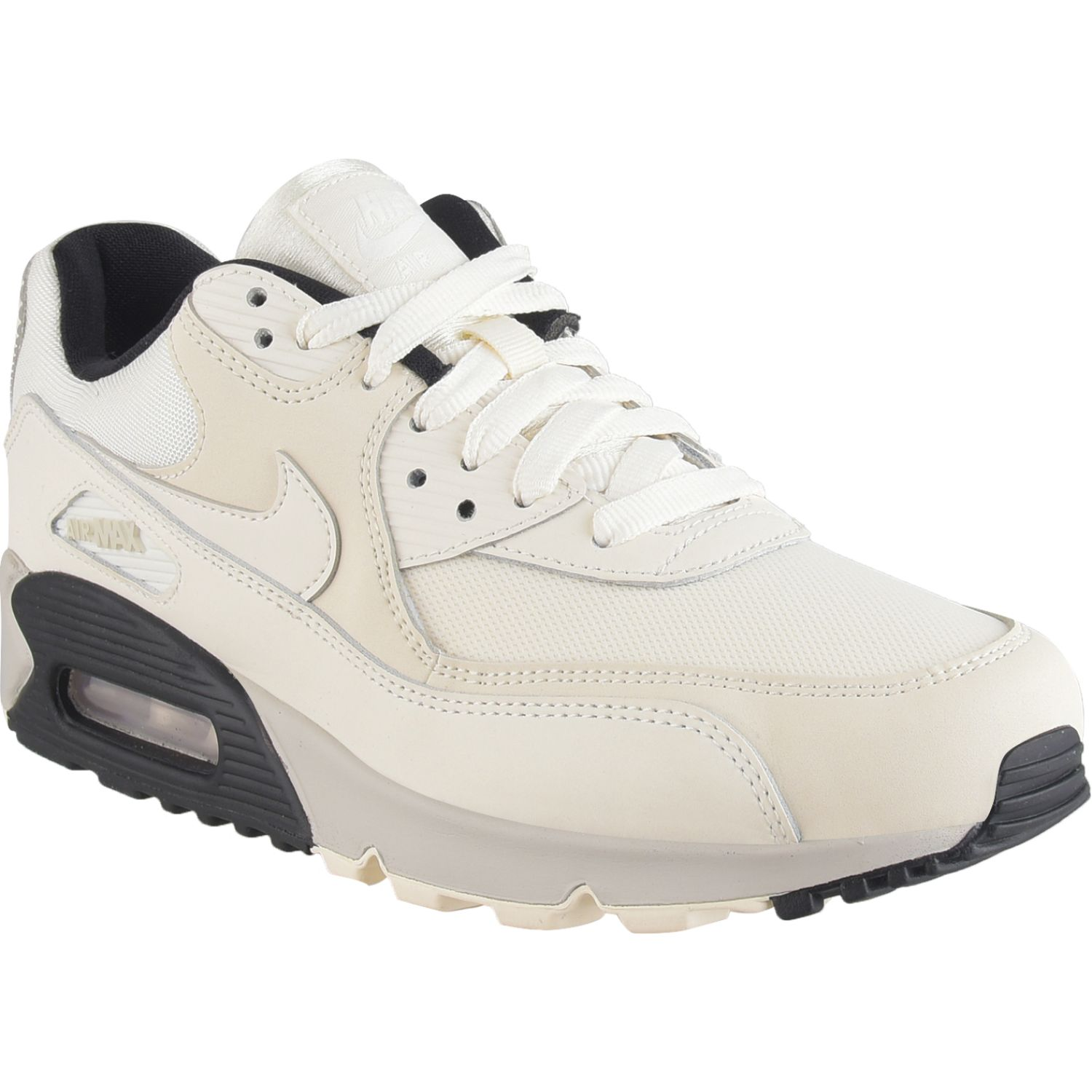 Nike wmns air max 90 se Beige / blanco Walking | platanitos.com