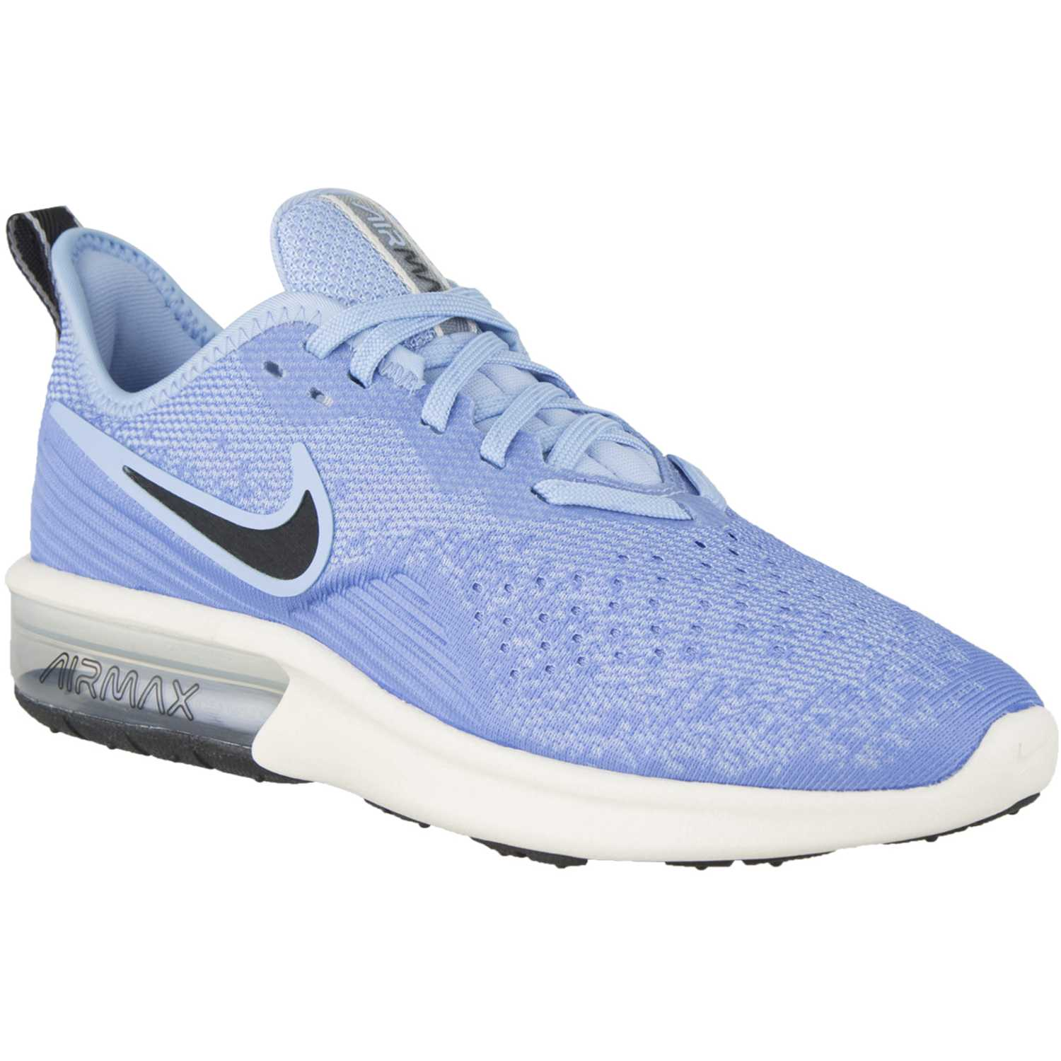 Deportivo de Mujer Nike Celeste / blanco wmns nike air max sequent 4