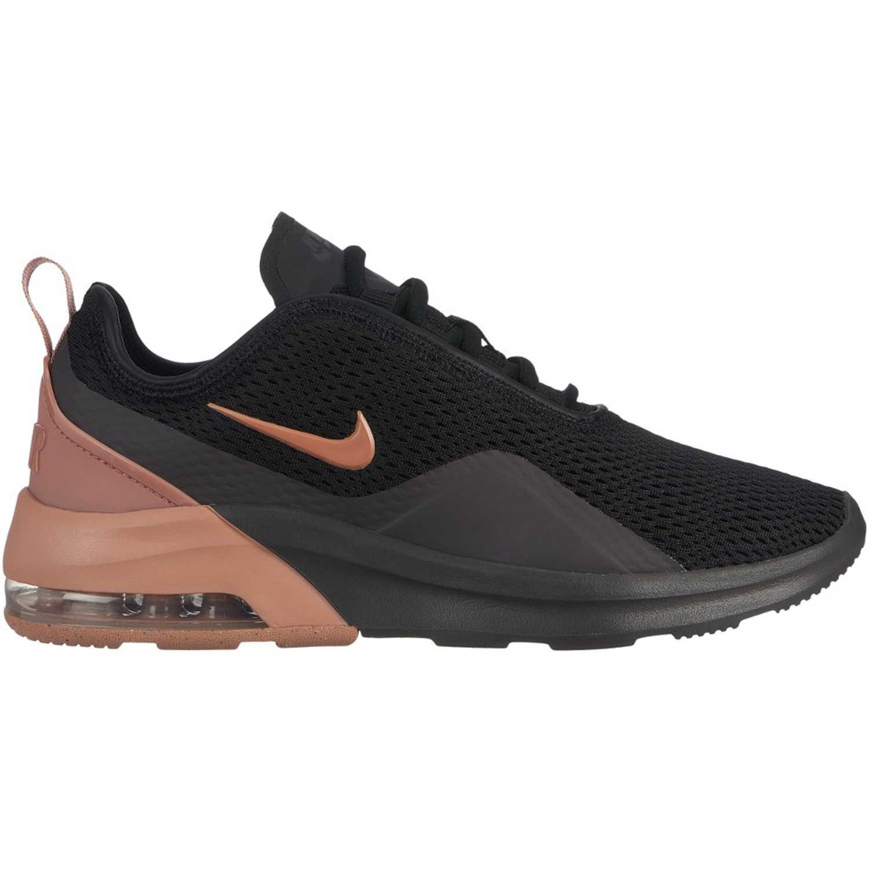 Nike wmns nike air max motion 2 Negro / Melon Walking