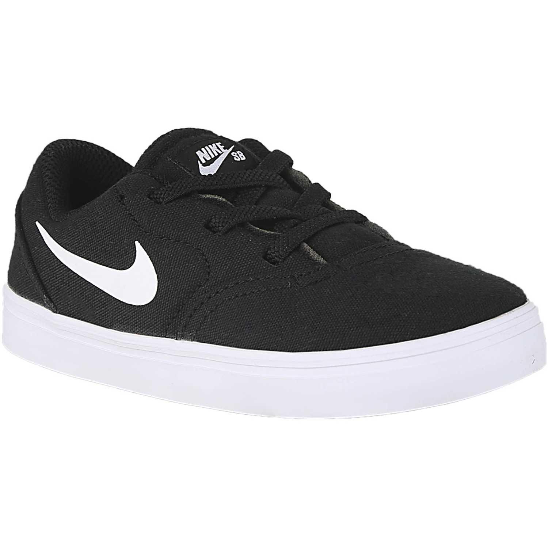 Nike nike sb check cnvs bt Negro / blanco Walking