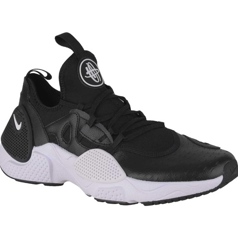 Zapatilla de Hombre Nike Negro / blanco nike huarache e.d.g.e. lthr