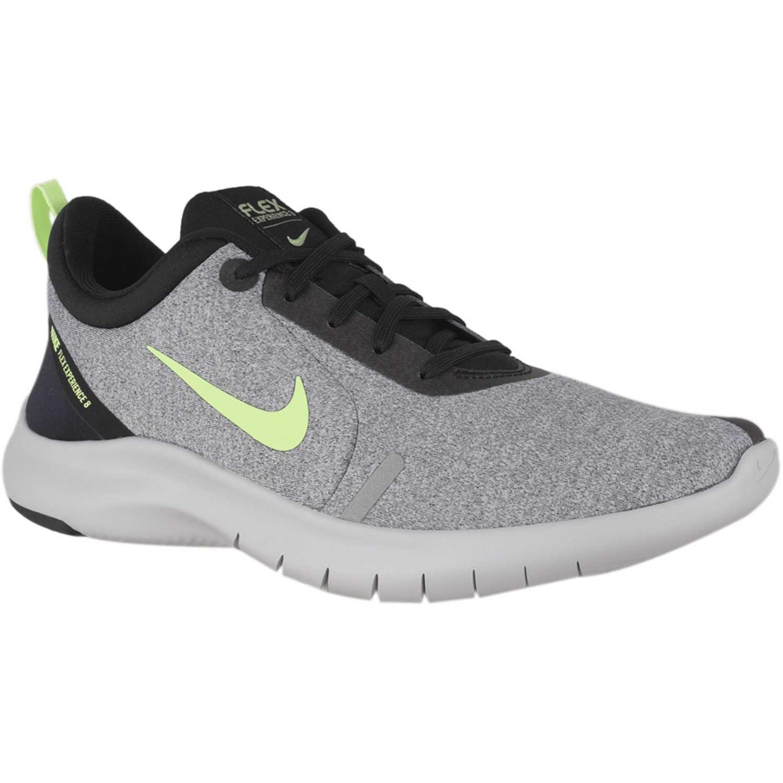 Zapatilla de Hombre Nike Gris / negro nike flex experience rn 8