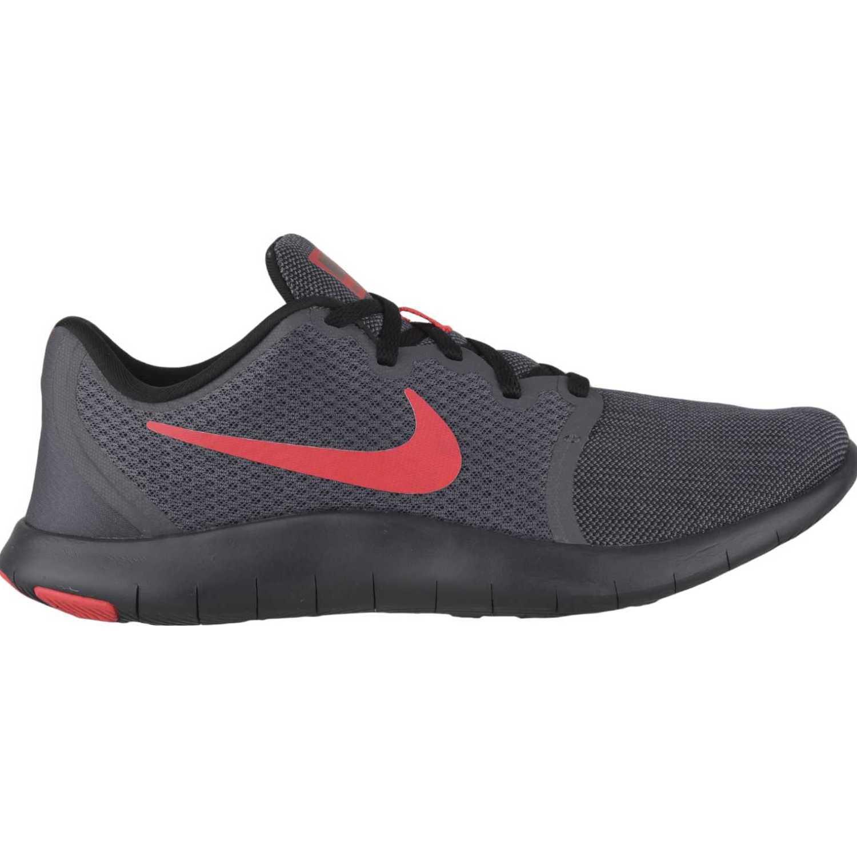 Médula ANTES DE CRISTO. tímido  Nike Nike Flex Contact 2 Negro / rojo Correr por carretera | platanitos.com