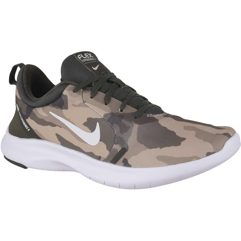 Zapatilla de Hombre Nike Camuflado nike flex experience rn 8 camo