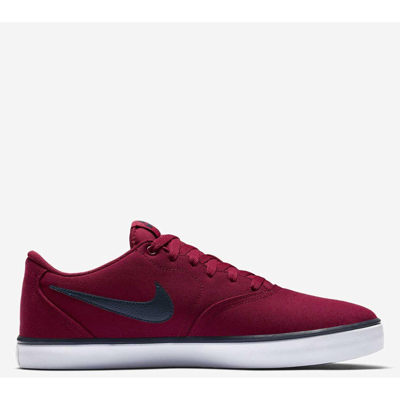 Casual de Hombre Nike Rojo / negro nike sb check solar cnvs