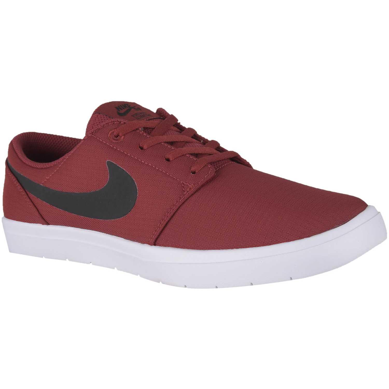 Zapatilla de Hombre Nike Rojo / negro nike sb portmore ii ultralight