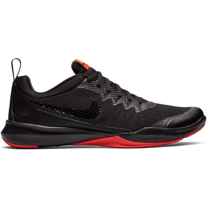 Nike NIKE LEGEND TRAINER Negro / rojo Hombres | platanitos.com