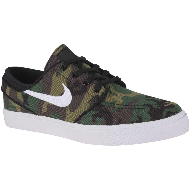 Nike nike zoom stefan janoski cnvs Camuflado Hombres