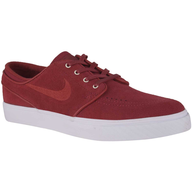 Zapatilla de Hombre Nike Rojo / blanco nike sb zoom stefan janoski