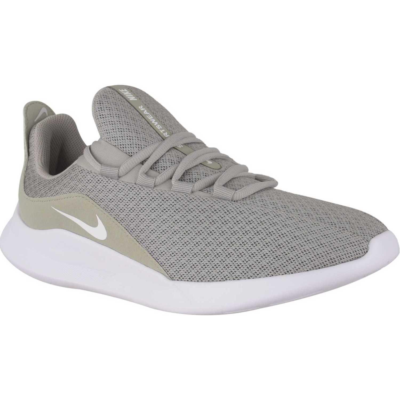 Casual de Hombre Nike Gris / blanco nike viale