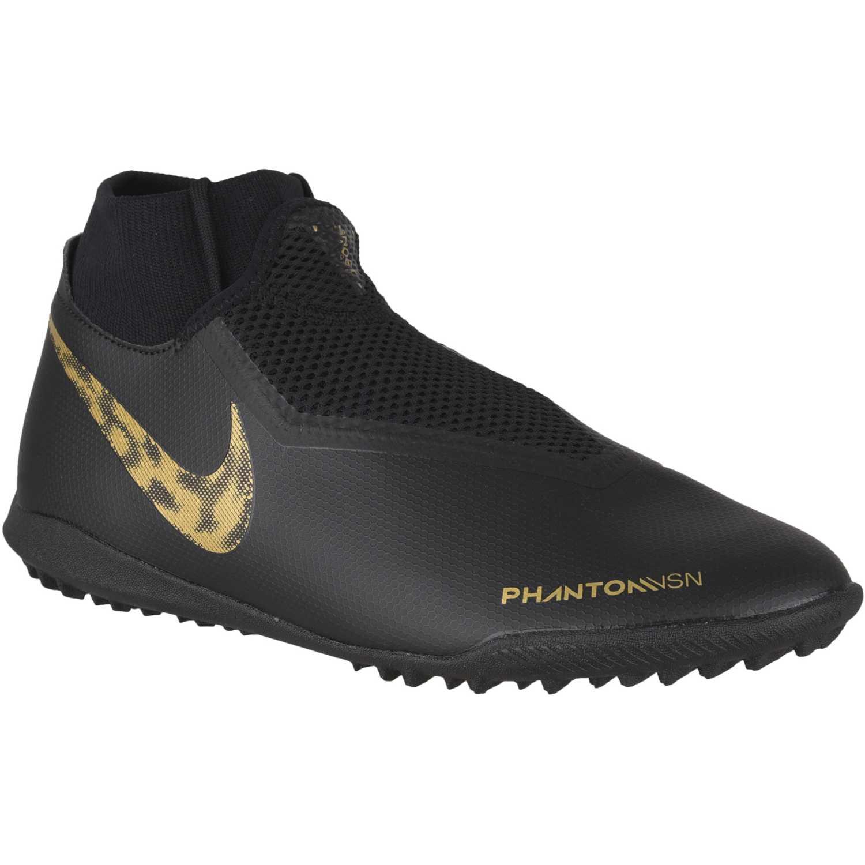 Deportivo de Hombre Nike Negro / amarillo phantom vsn academy df tf