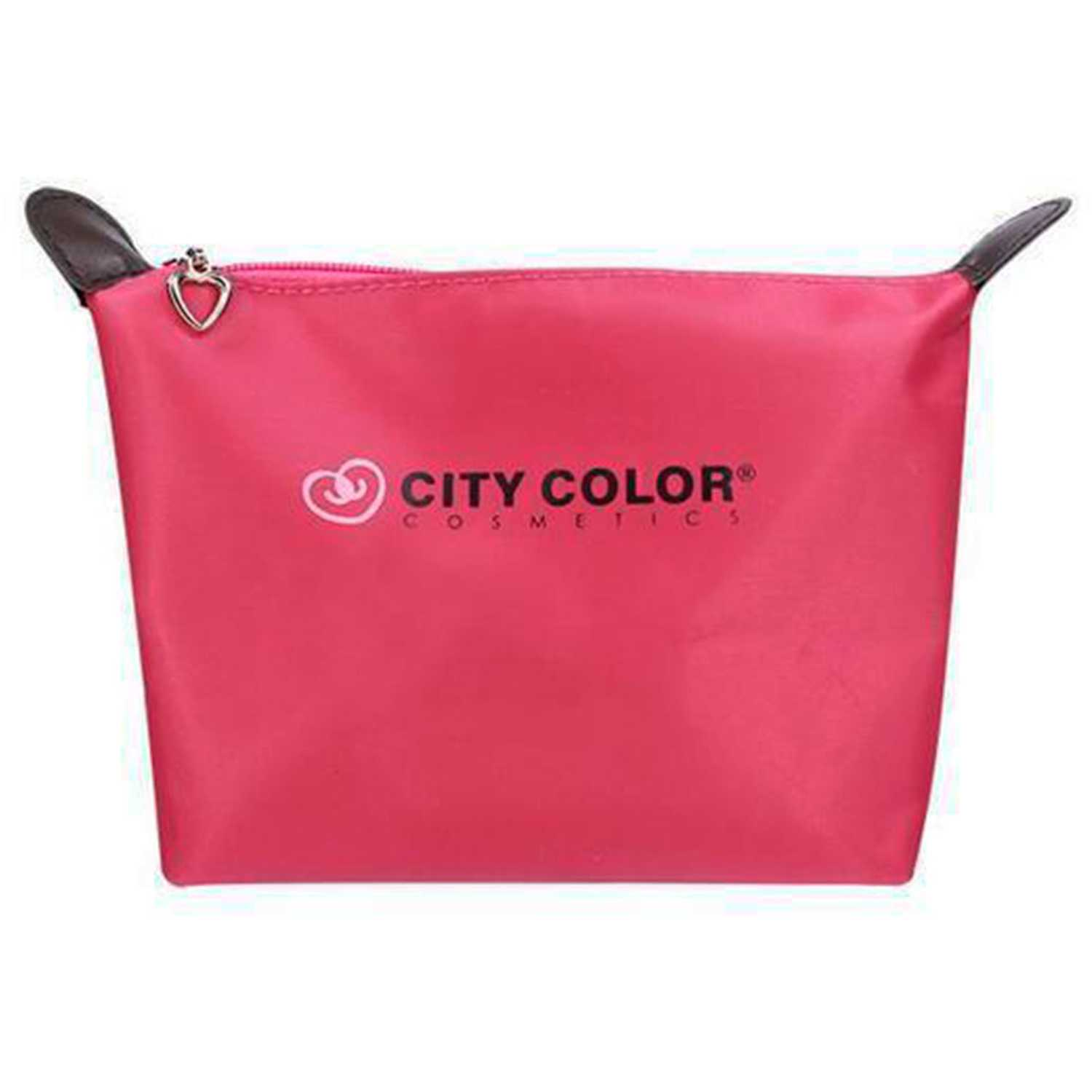 City Color COSMETIC BAG Pink Bolsa de cosméticos