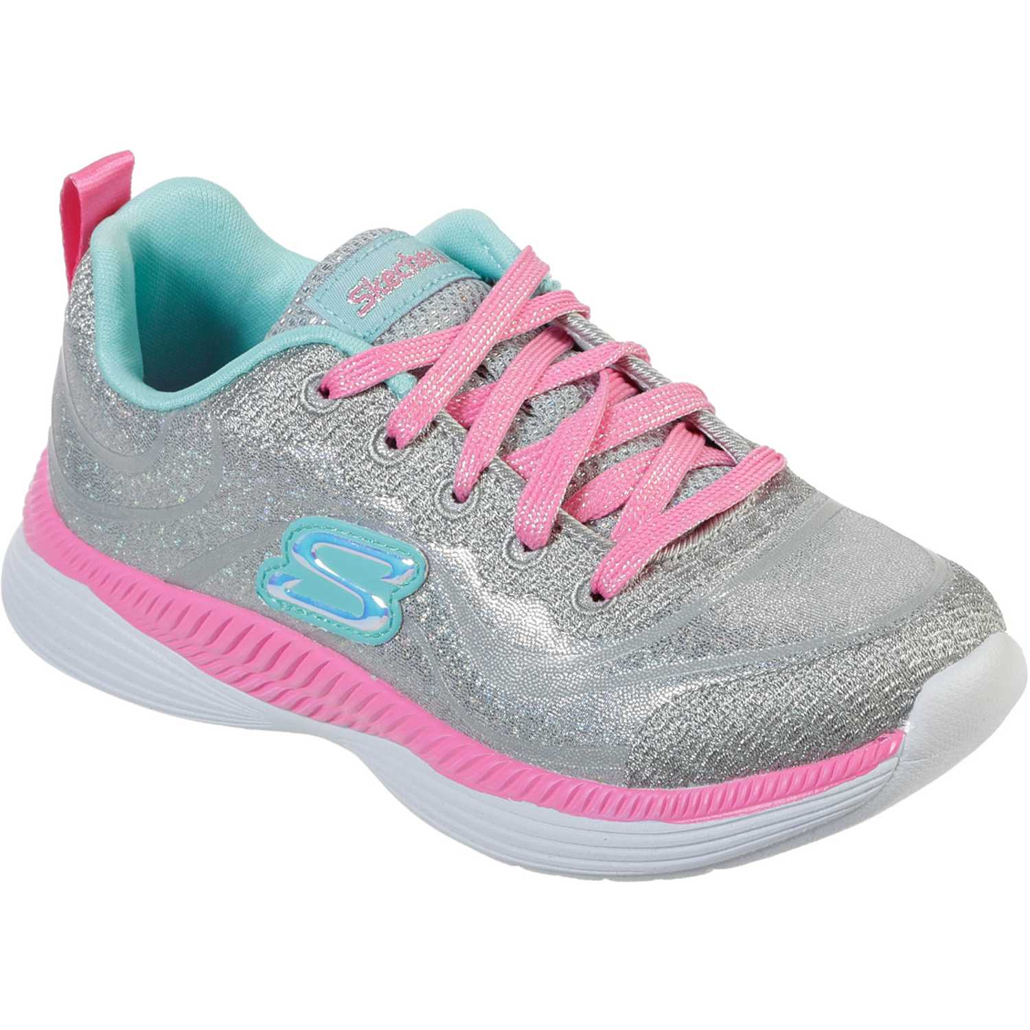 Skechers move 'n groove  Gris Walking
