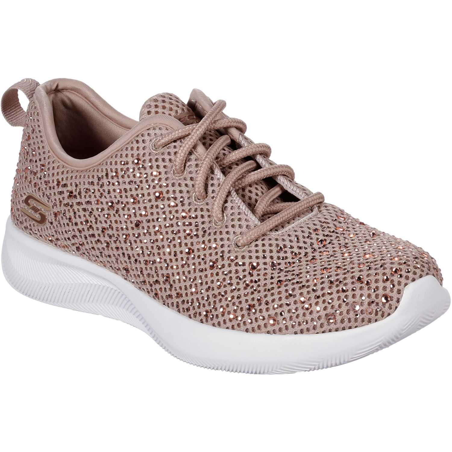 Skechers bobs squad 2 galaxy chaser Marron Walking