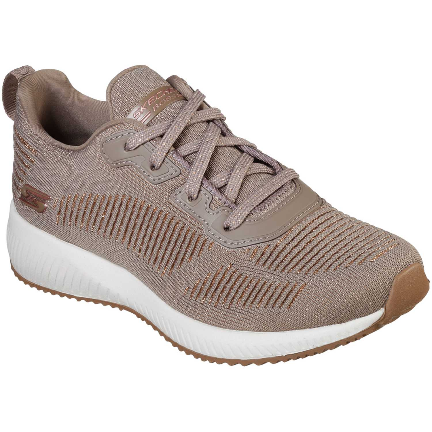Skechers Bobs squad - Glam league Beige Walking