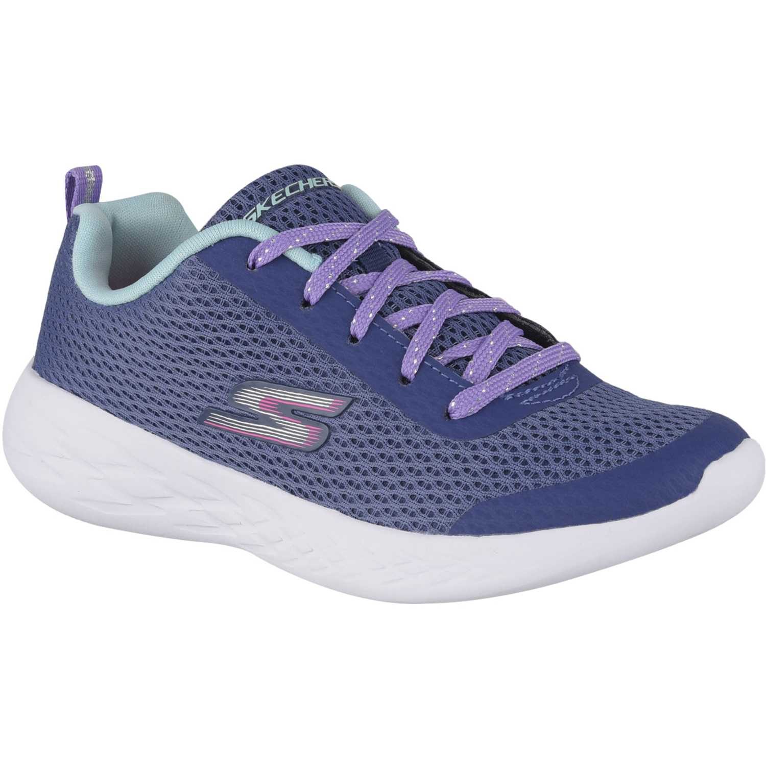Skechers go run 600 - fun run Morado Walking