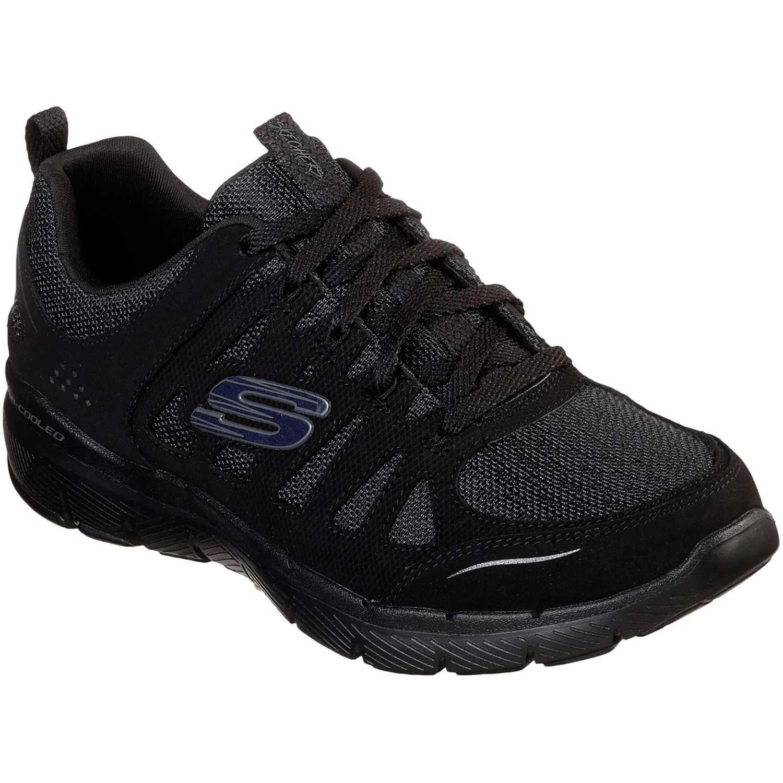 Skechers flex appeal 3.0 Negro Walking