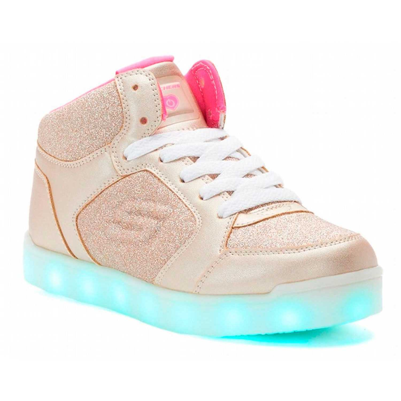 Bolsos de Mujer Skechers Dorado e-pro - glitter glow