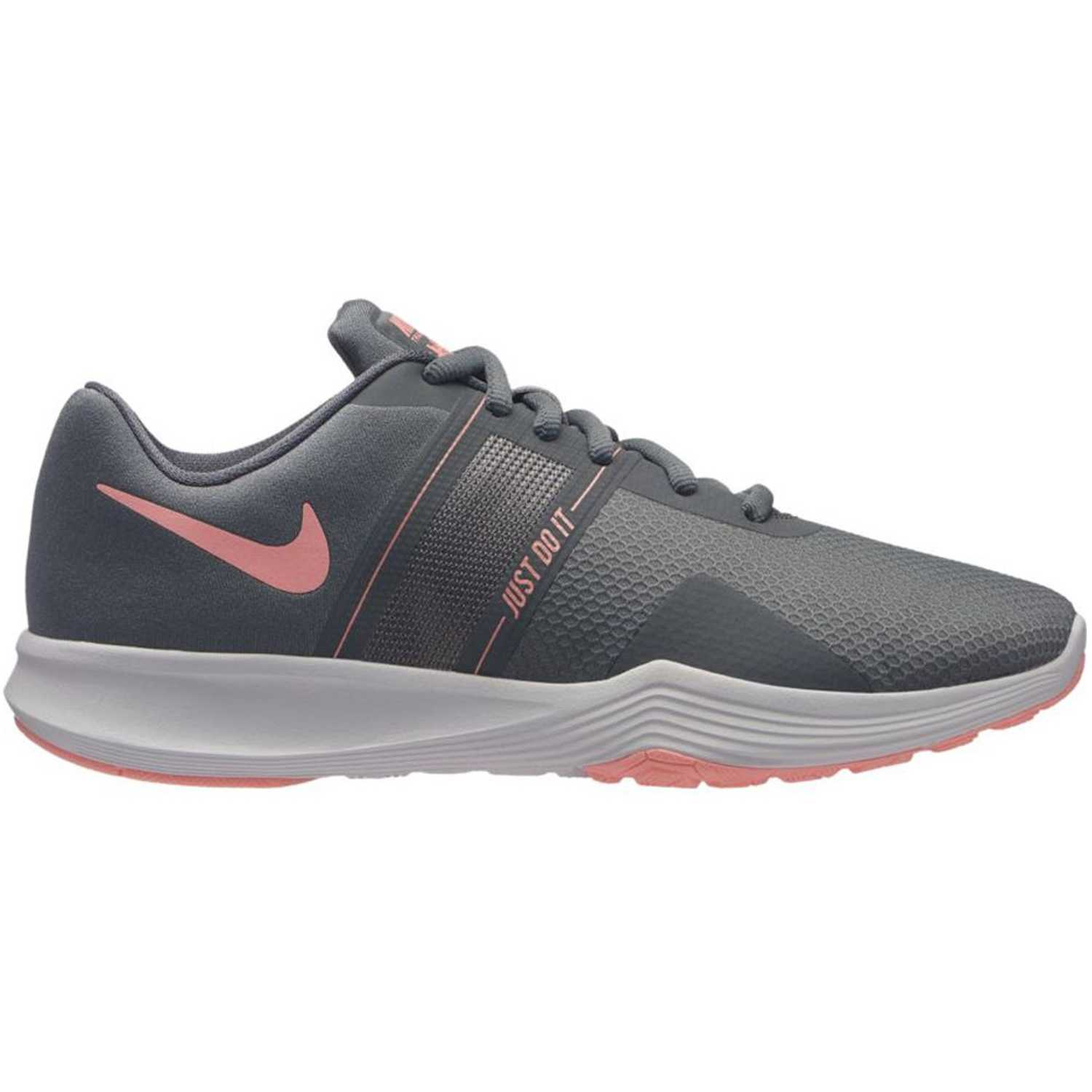 Nike WMNS NIKE CITY TRAINER 2 Gris / rosado Mujeres