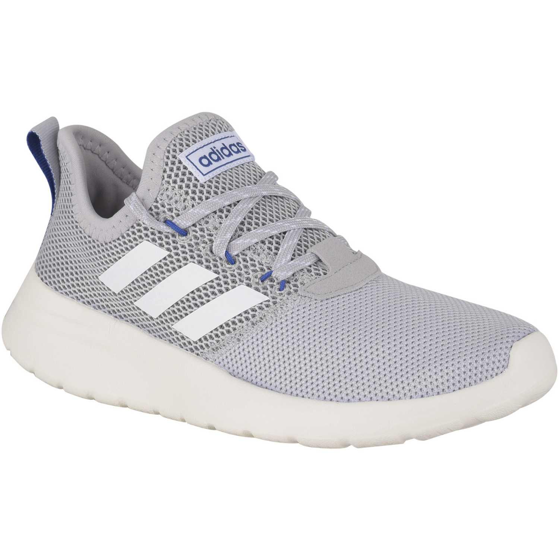 Adidas lite racer rbn k Blanco / gris Muchachos