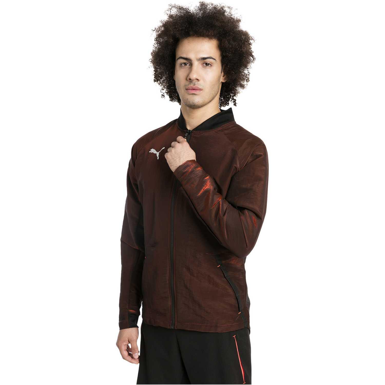 Puma ftblNXT Pro Jacket Ladrillo Casacas de Atletismo