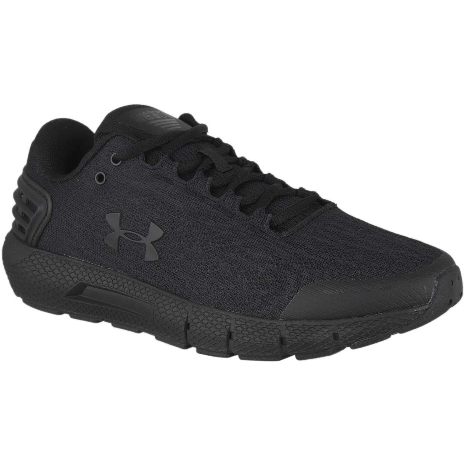 Under Armour UA Charged Rogue Negro Trail Running