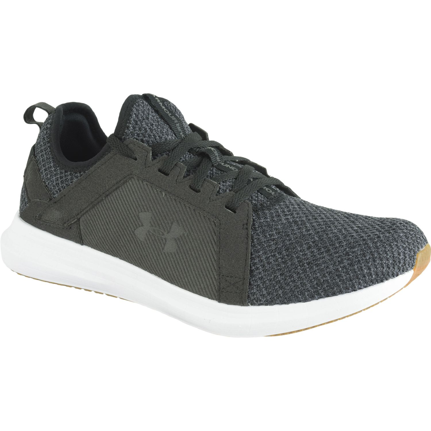 Under Armour ua lounge Negro / acero Walking