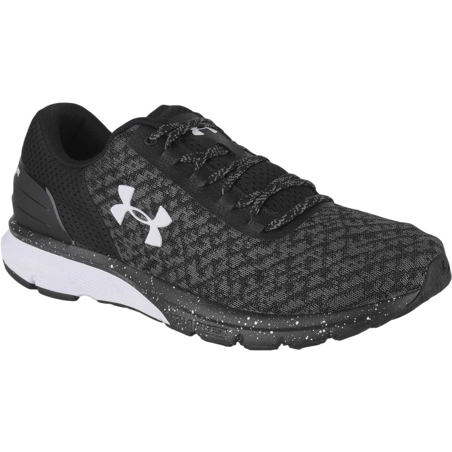 Under Armour UA Charged Escape 2 Negro / blanco Trail Running