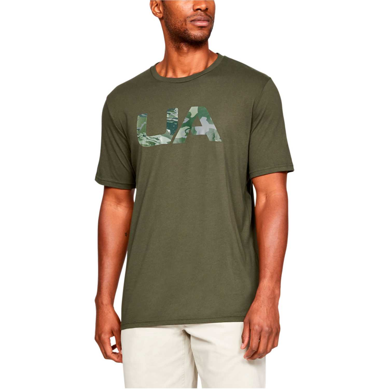 Under Armour ua camo fill t Militar Camisetas y Polos Deportivos