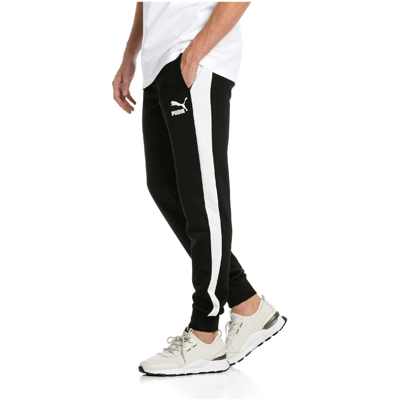 Puma iconic t7 track pants pt Negro / blanco Pantalones Deportivos