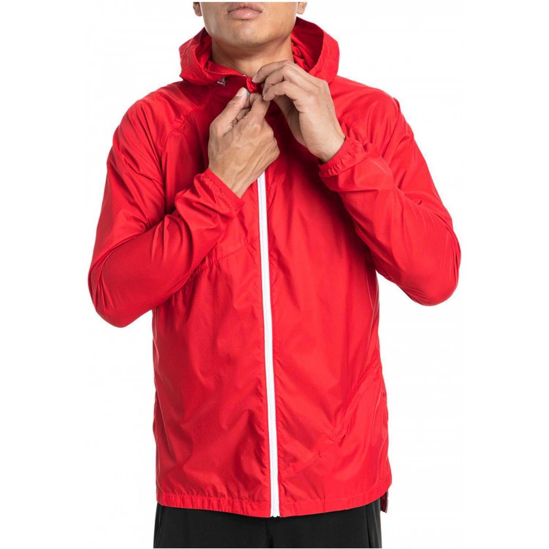 Casacas de Hombre Puma Rojo lightweight hooded jacket