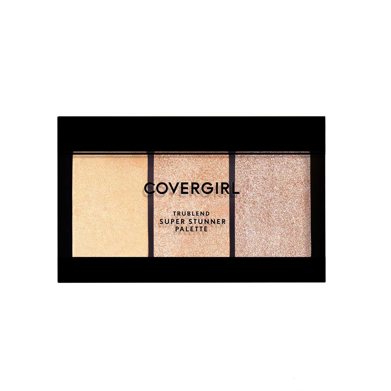 Covergirl trublend super stunner highlight palette It's Lit Paletas de maquillaje