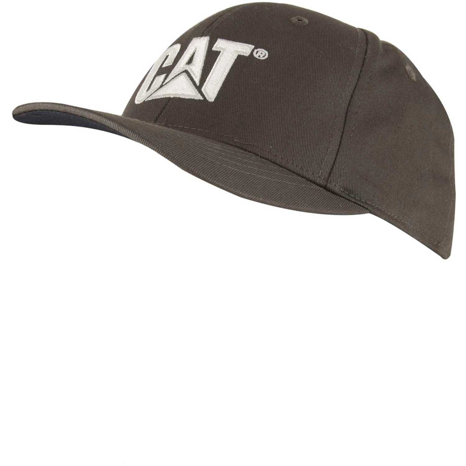 CAT classic logo hat Marron Gorros de Baseball