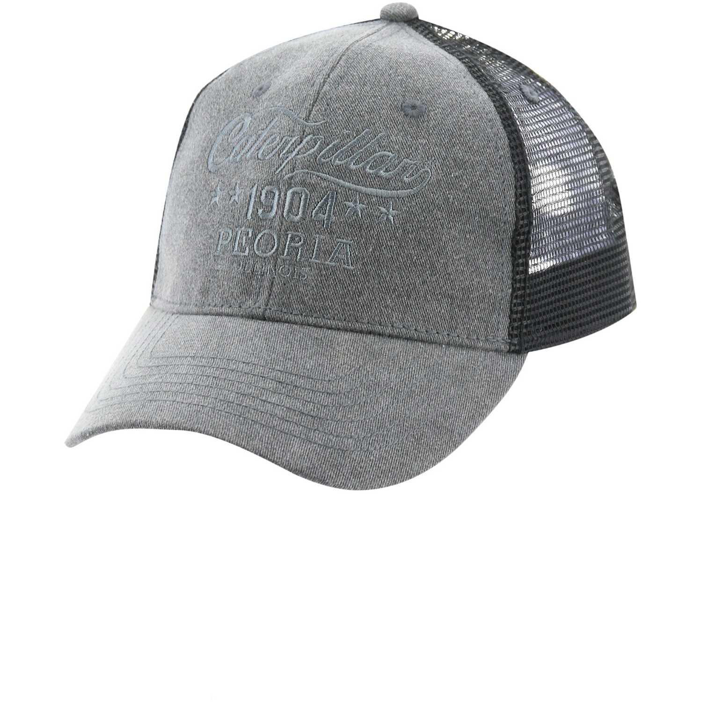 Gorro de Hombre CAT Gris athletic department hat