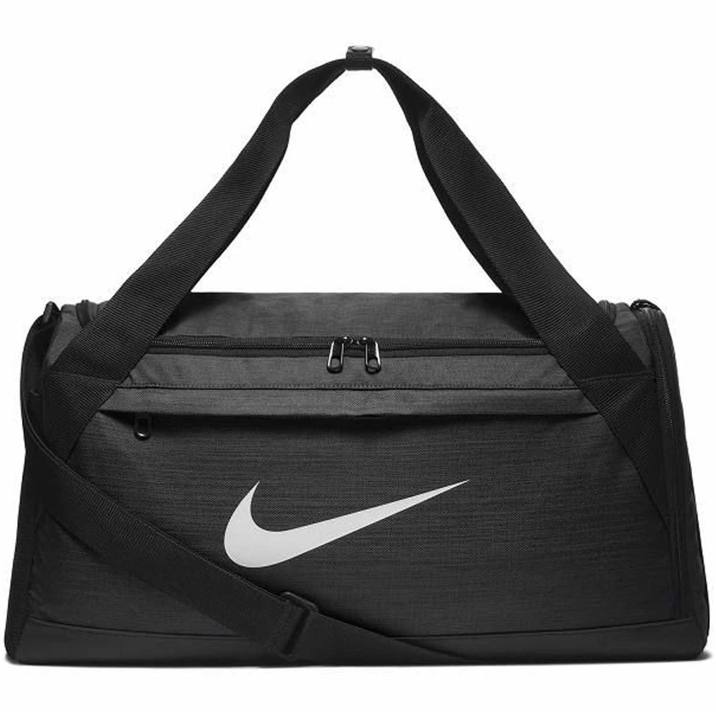 Nike nk brsla s duff - na Negro Bolsos de gimnasio