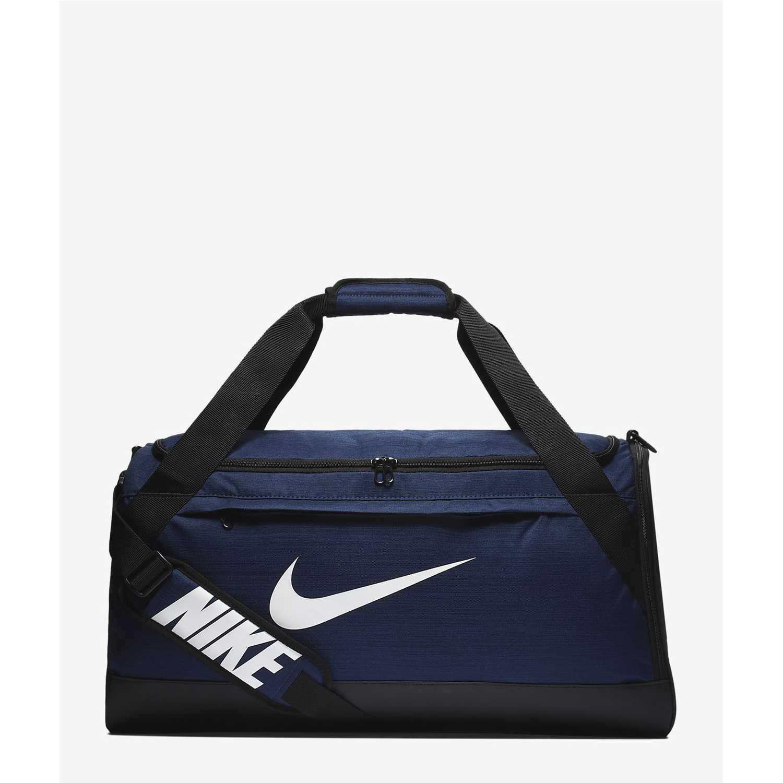 Nike nk brsla m duff - na Navy / Negro Duffels deportivos