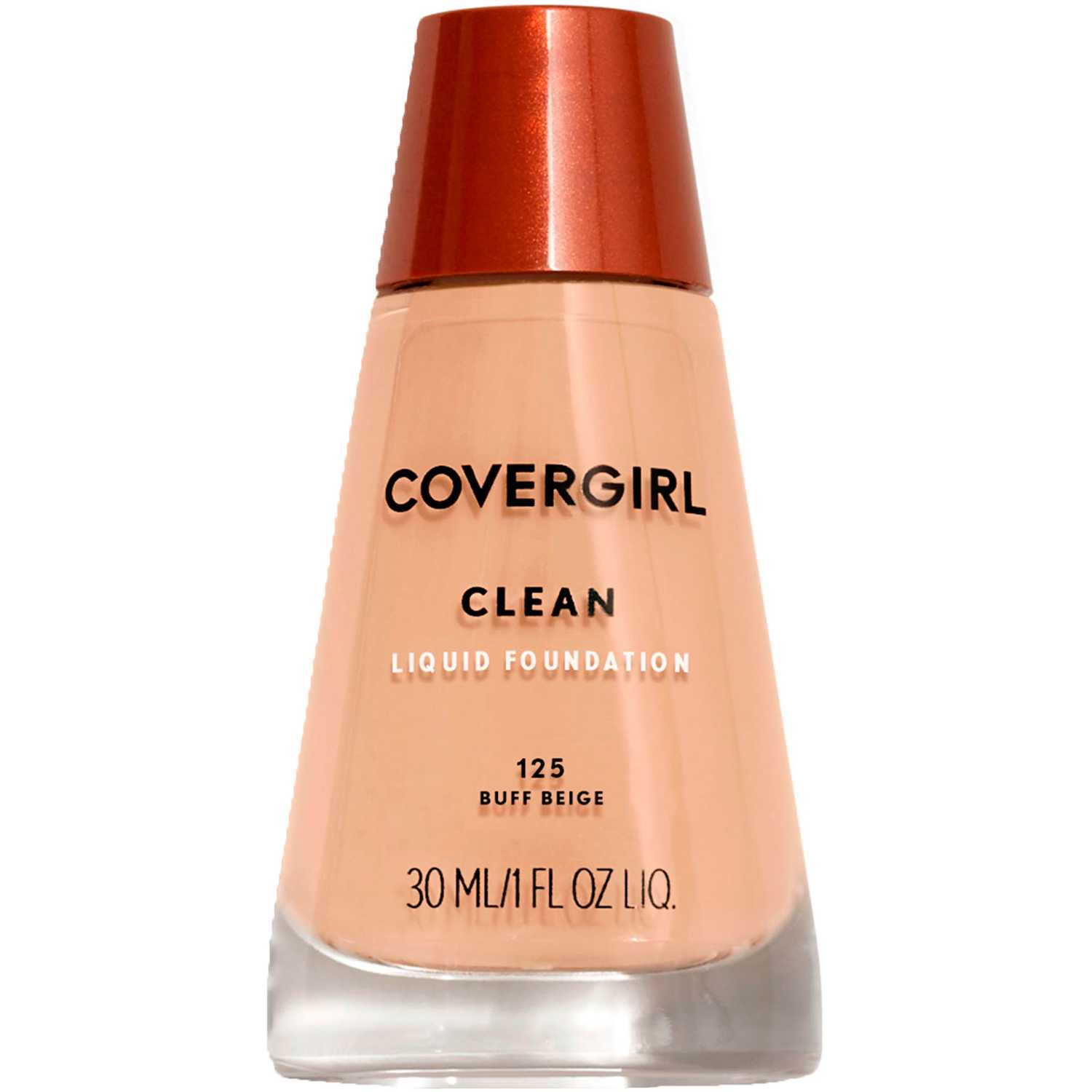 Covergirl base clean liquid make up Buff Beige Fundación