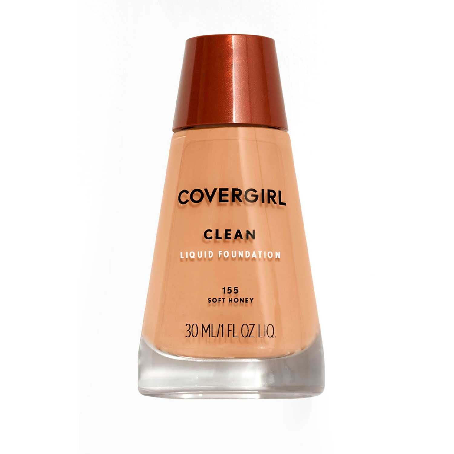 Covergirl Base Clean Liquid Make Up Soft Honey Bases