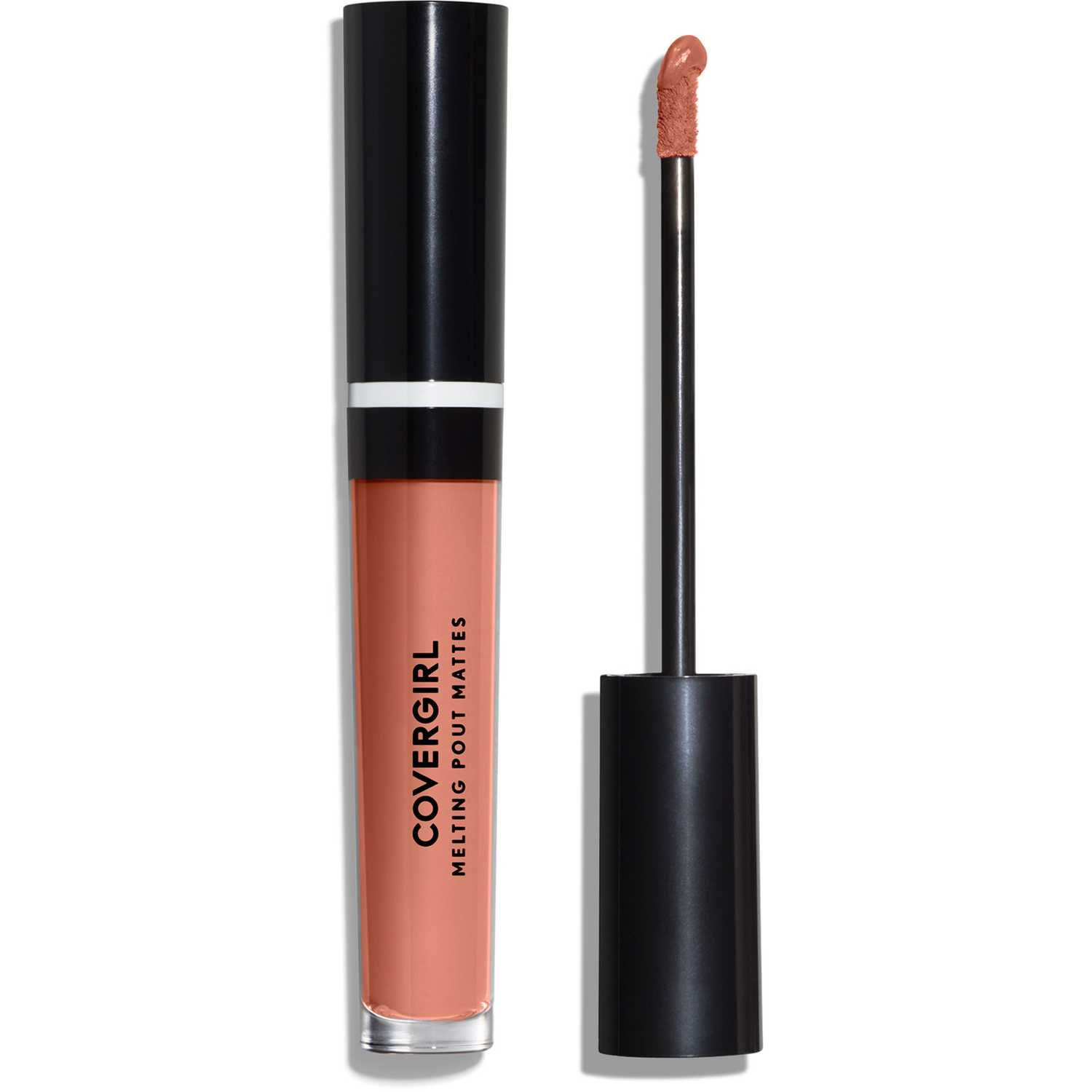 Covergirl Labial Melting Pout Matte Champagne Shower Lápices Labiales