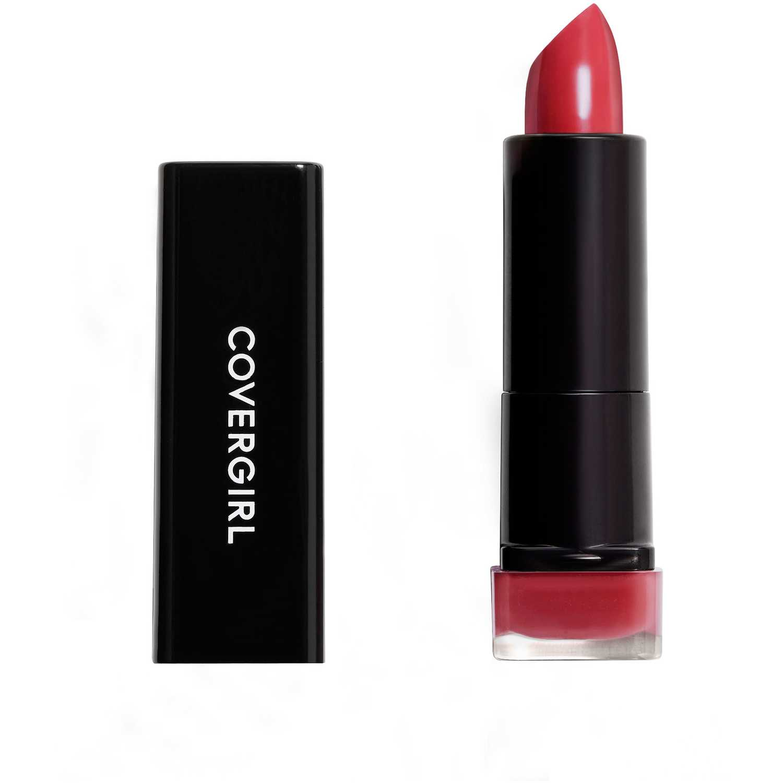 Covergirl labial exhibitionist lipstick cremes Seduce Scarlet 310 Lápiz labial