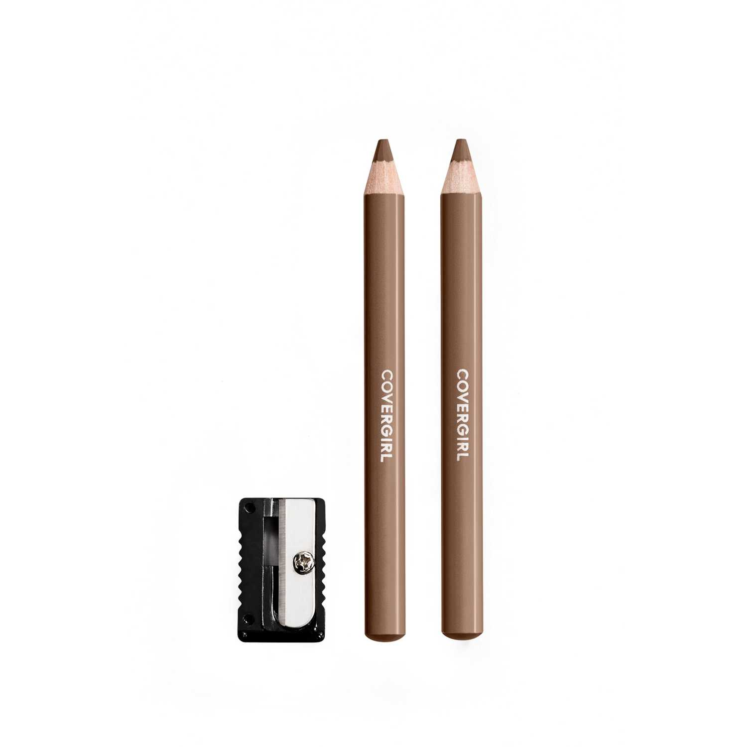 Covergirl brow easy breezy brow Honey Brown Delineador y Sombra Combinaciones