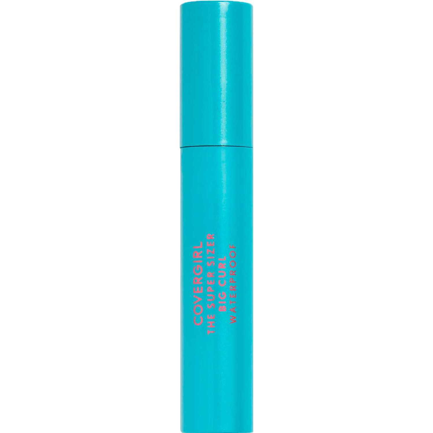 Covergirl Mascara The Super Sizer Big Curl Wp Very Black Máscara